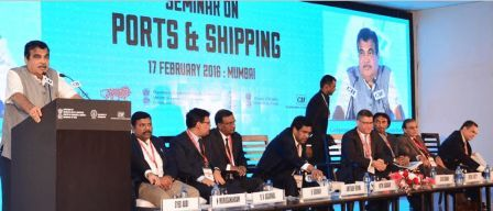 MIS – Maritime India Summit